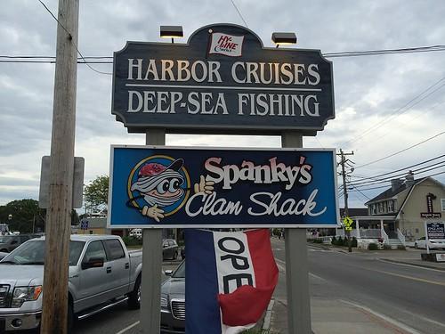 Spankys Sign