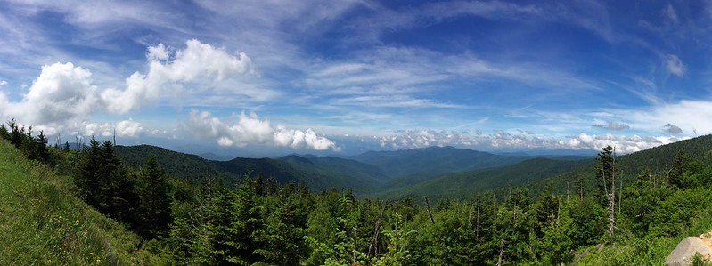 Clingman's Dome, TN