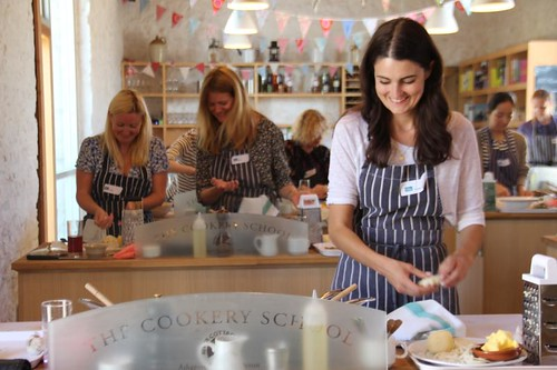 River Cottage christmas course july