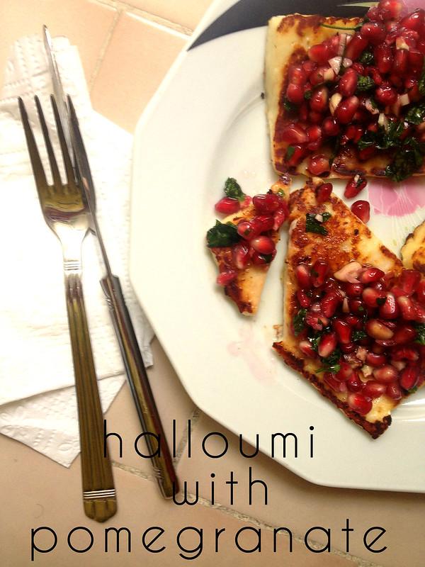 halloumiwithpomegranate