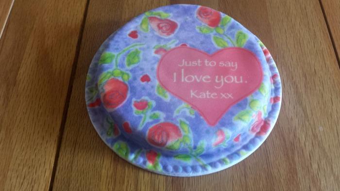 Bakerdays Letterbox Cake3