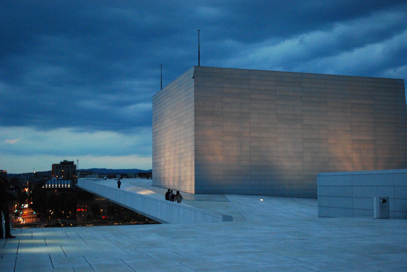 Oslo opera joy