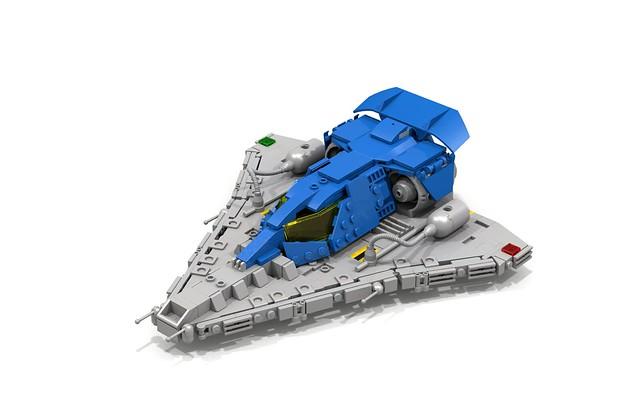 Neo Classic Spaceship