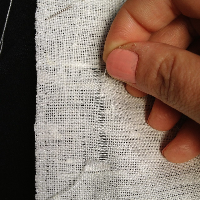 Sampler #9: Drawn Thread
