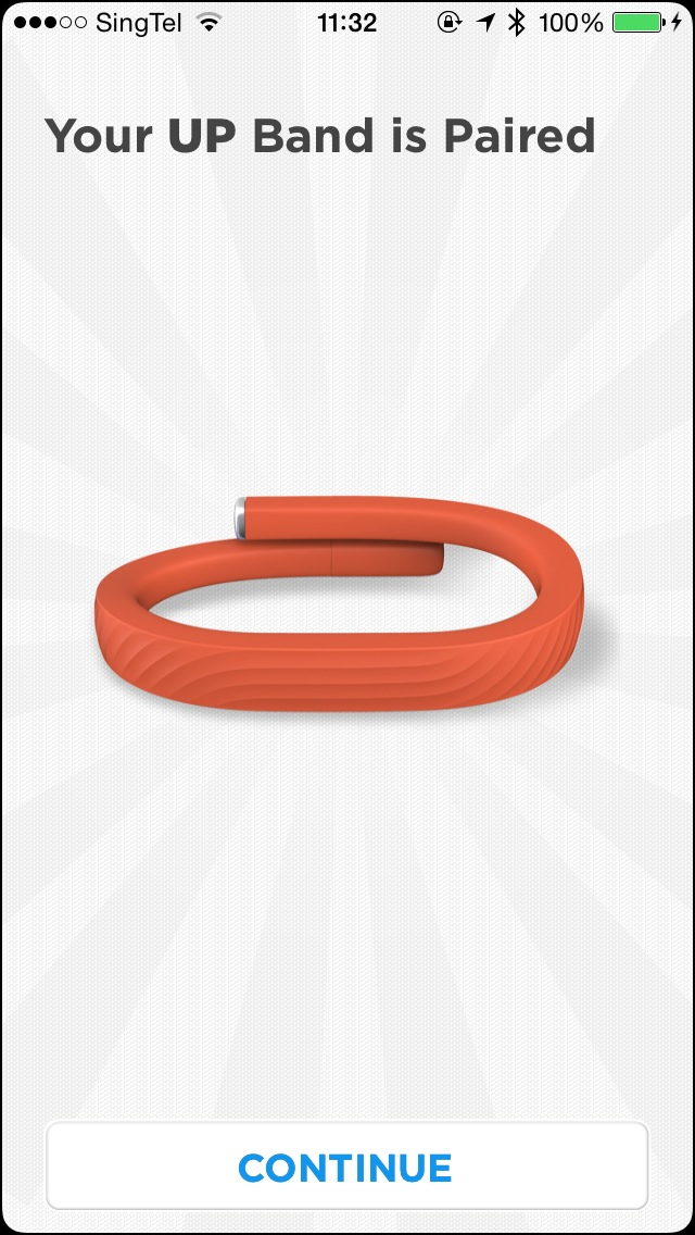 how to use jawbone up24