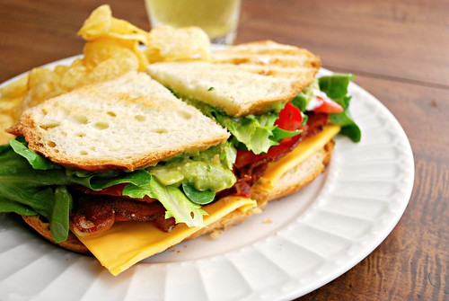 Baja BLT Sandwich