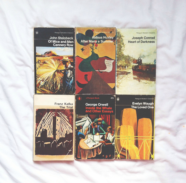 books penguin modern classics secondhand book haul vivatramp lifestyle book blog uk