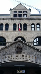 Gare Windsor – Widsor Station