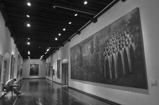 Guadalajara - Museo Regional de Guadalajara Alegoria de la Orden Carmelita
