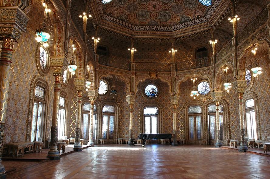 Palacio da Bolsa Salon arabe | ... Voyagerlemonde | Flickr