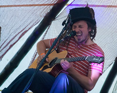Glastonbury 2014 - Wille And The Bandits