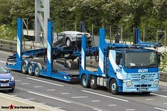 Mercedes-Benz Actros 6x2 Car Transporter - W55 ECM - ECM - M1 J10 Luton - Steven Gray - IMG_1057