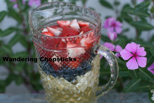 Red, White, and Blue White Wine Sangria 2