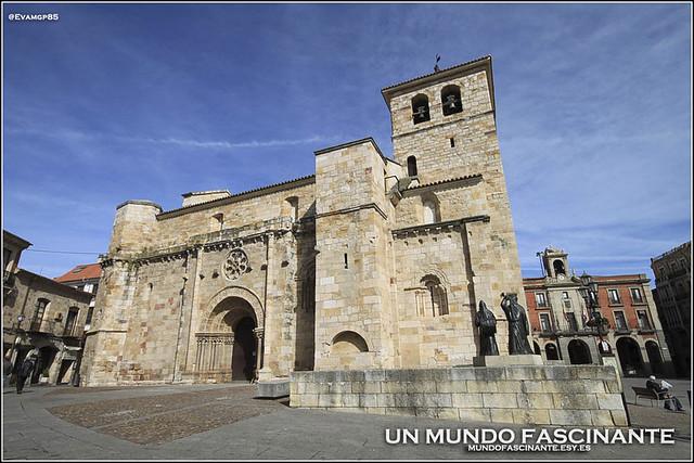 Zamora, Iglesia de San Juan