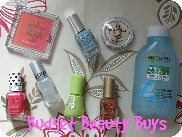 Budget Beauty Buys