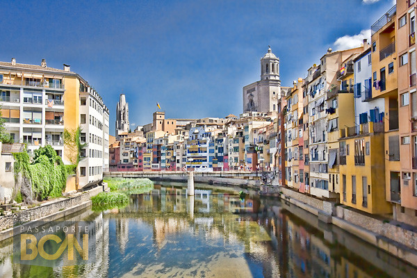 se hospedar em Girona