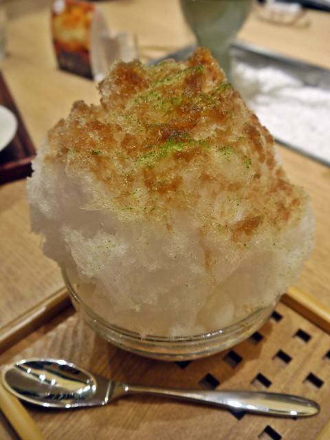 Kyoto Shaved Ice Roppongi