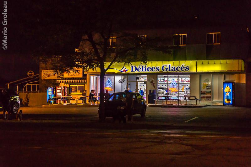 Délices Glacés, rue Lavérendry, Tr