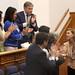 Intervención en el Pleno de las Cortes Regionales
