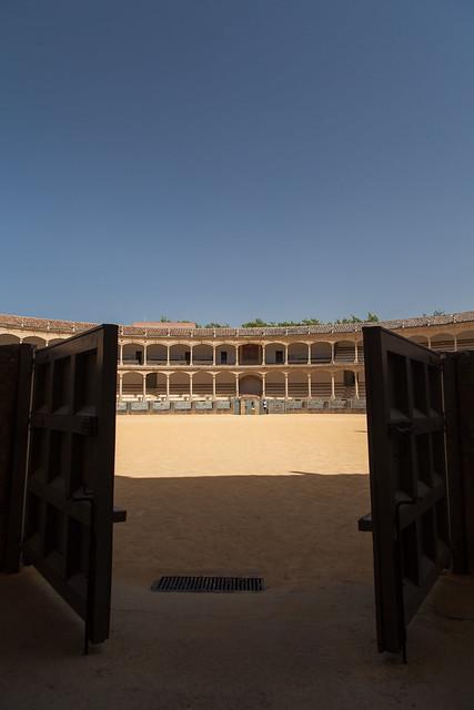 https://www.twin-loc.fr Plaza de Toros de Ronda Spain - Les arènes de Ronda Espagne - Picture Image Photography