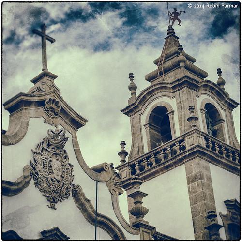 spires, Viseu, Portugal