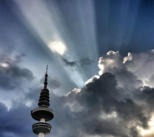 world sunrise skyandclouds goodmorning✌♥