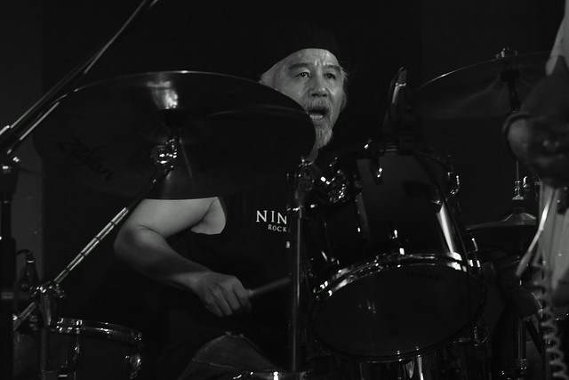 東京エクスペリエンス Tokyo Experience live at 獅子王, Tokyo, 27 Jul 2014. 139