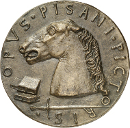 Pisanello medal2