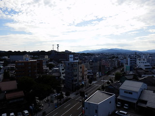 アパホテル金沢片町からの眺め|Katamachi