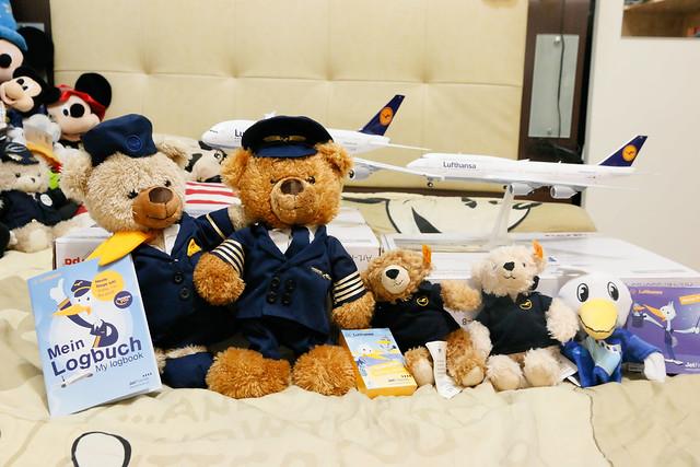 Lufthansa 紀念品