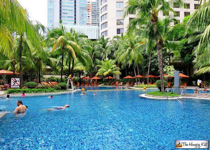 The Hungry Kat Edsa Shangri La A Hidden Paradise In The City