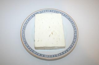 05 - Zutat Schafskäse / Ingredient feta