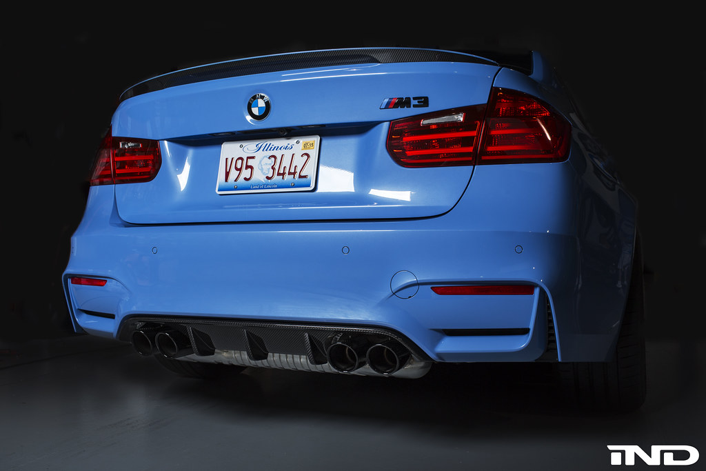 ind bmw m performance f82 m4 carbon trunk spoiler. Black Bedroom Furniture Sets. Home Design Ideas