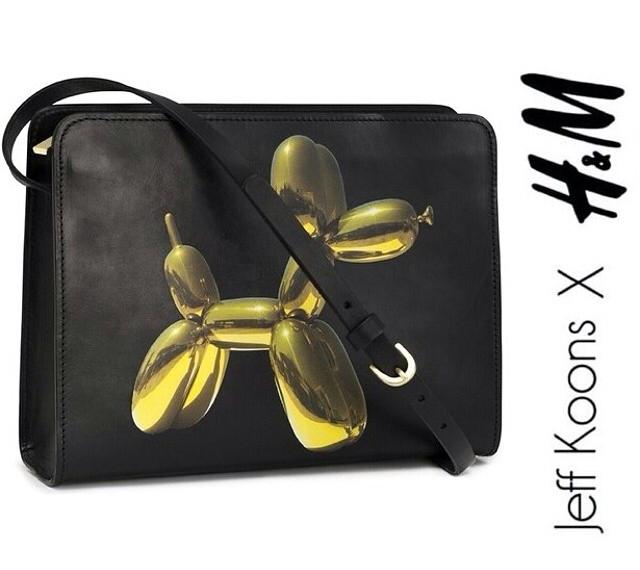 H&M samarbetar med Jeff Koons
