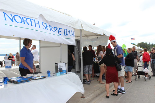 North Shore Bank's Taste of Lake Country 2014