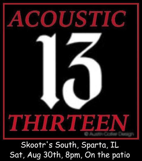 Acoustic 13 8-30-14