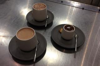 Dandelion Chocolates - Chocolate drink
