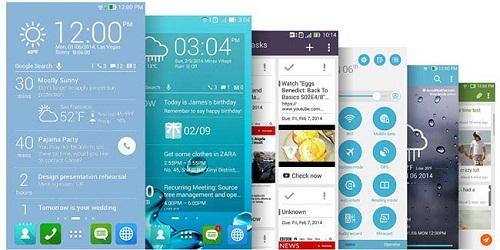 Tổng hợp các dòng Zenfone mới và cũ có mặt tại ASUS EXPO 2014 - 35755