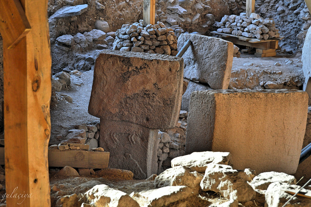 Gobekli Tepe/ Xirab Reşk, Urfa. World's first temple, and sign of the rise of civilization – 10th millennium BC – 10th millennium BC