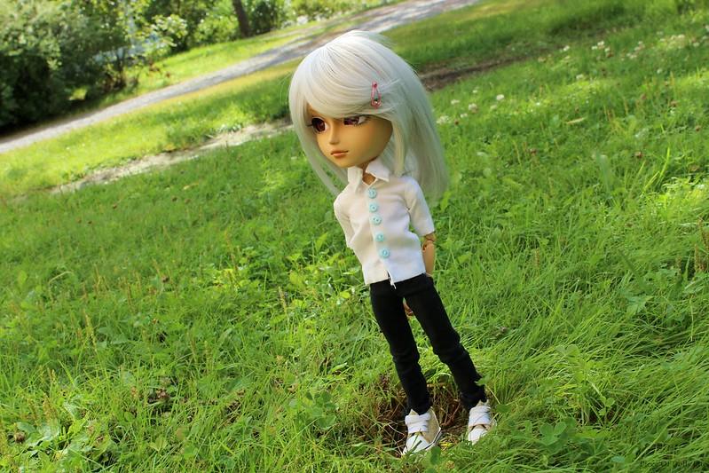 Makoto's new look#2