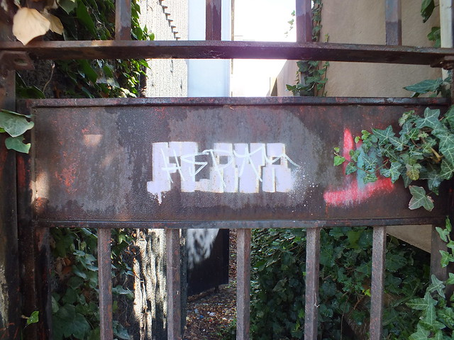 Street art and graffiti in Gloucester