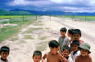 Châu Đốc 1973 - Photo by Gene Whitmer