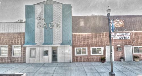 Google Street View - Pan-American Trek - The Sage