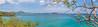 Panorama near Playa Danta