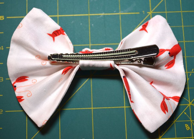 Hair Bow - Tutorial