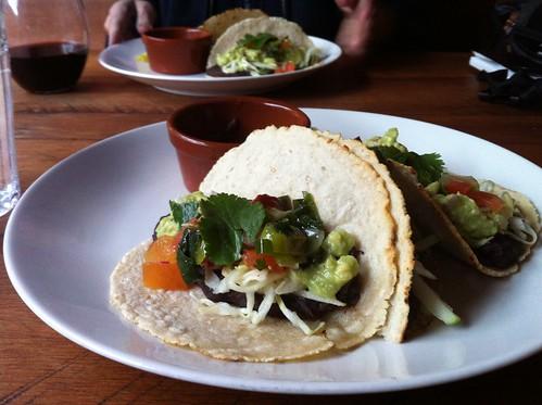 conch taco