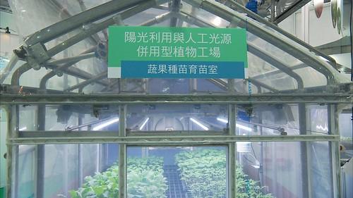 農試所研發適合台灣氣候的設施