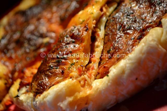 Tarte au Thon & Mozzarella © Ana Luthi Tous droits réservés 014_GF