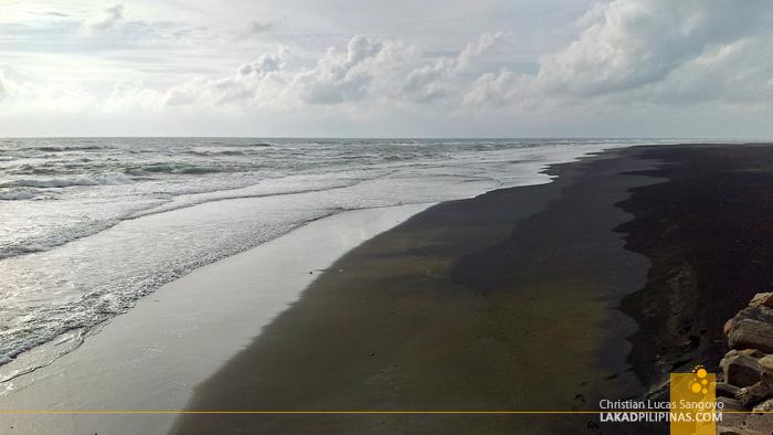 Mindoro Beach at Vigan City