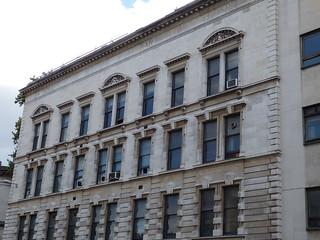 St. Bart's Hospital in London